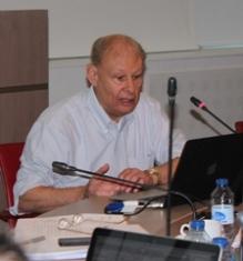 Dr. Mark Tessler